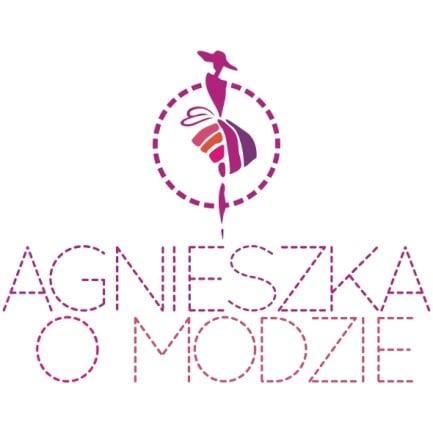 Logo Agnieszka o modzie