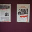 Plansze na wystawie Kościół i Solidarność