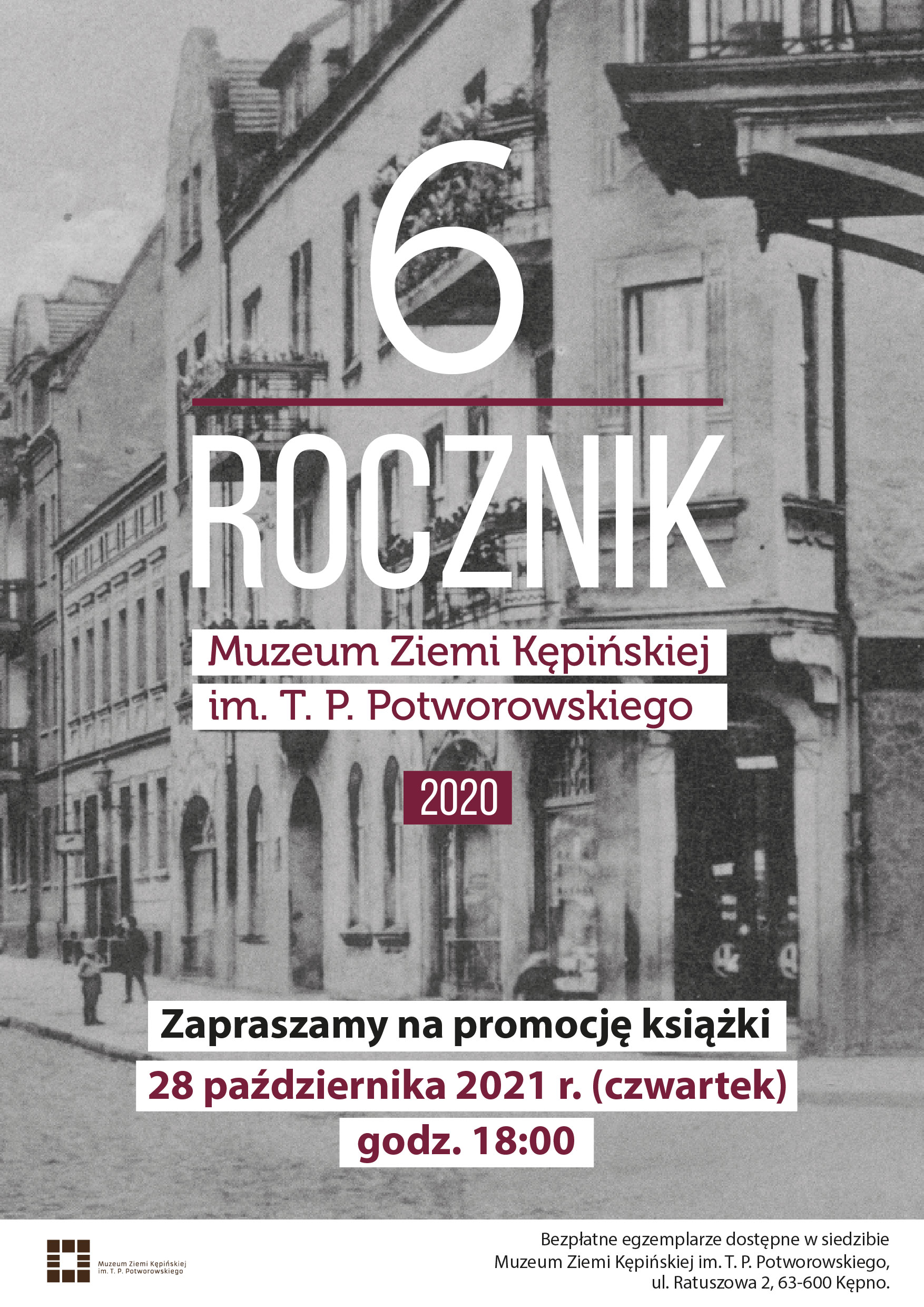 Plakat Rocznika